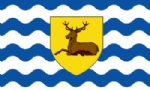 Hertfordshire Large County Flag - 5' x 3'.